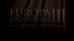 Europa Universalis III Divine Wind Trailer