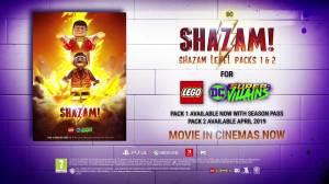 'Shazam' DLC video