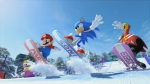 Mario & Sonic at the Olympic Winter Games Launch Trailer