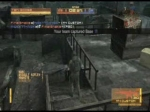 Metal Gear Solid 4: Guns of the Patriots Metal Gear Online - Base Mission