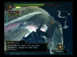 Monster Hunter Tri Using the Dragonator against Ceadeus