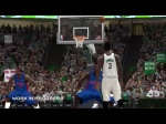 NBA Elite 11 Game Physics Video