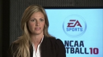 NCAA Football 10 Erin Andrews announcement video