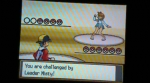 Pokemon Heart Gold Battle with Gym Leader Misty
