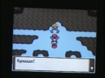 Pokemon Platinum Catching Uxie
