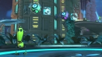 Ratchet and Clank: All 4 One Z'Grute Boss Battle Video