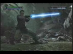 Star Wars: The Force Unleashed Imperial Felucia - Welcome to the Jungle - Boss: Bull Rancor / M